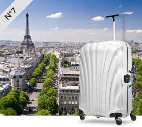 Paris, France with Lite-Locked