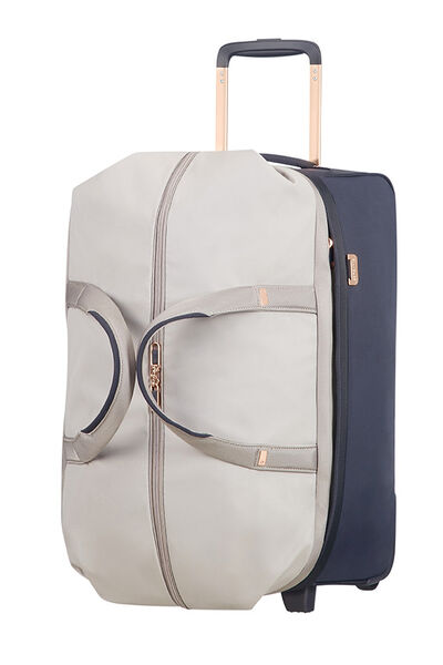 Uplite Bolsa de viaje con ruedas 55cm Pearl/Blue