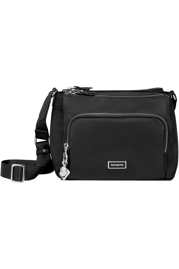 Samsonite Karissa 2.0 Travel Shoulder Bag  Negro