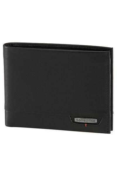 Pro-DLX 4S SLG Billetera Negro