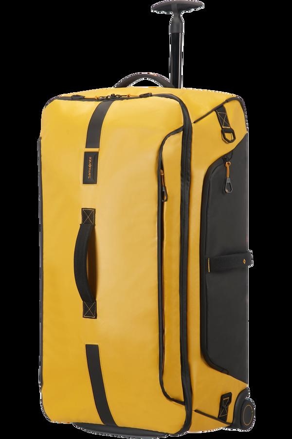 Samsonite Paradiver Light Bolsa de viaje con ruedas 79cm Amarillo
