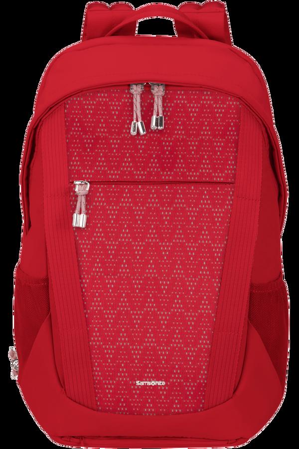 Samsonite 2Wm Lady Backpack  14.1inch Rojo