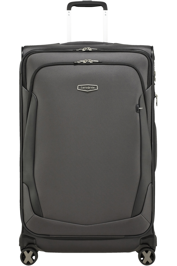 Samsonite X'blade 4.0 Spinner Expandable 78cm  Grey/Black