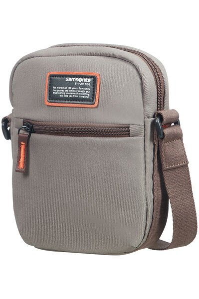 Rockwell Bolso Cross-over Gris