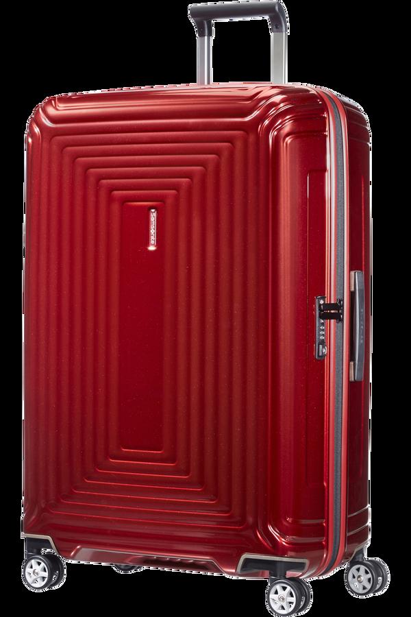 Samsonite Neopulse Spinner 75cm Rojo Metalizado