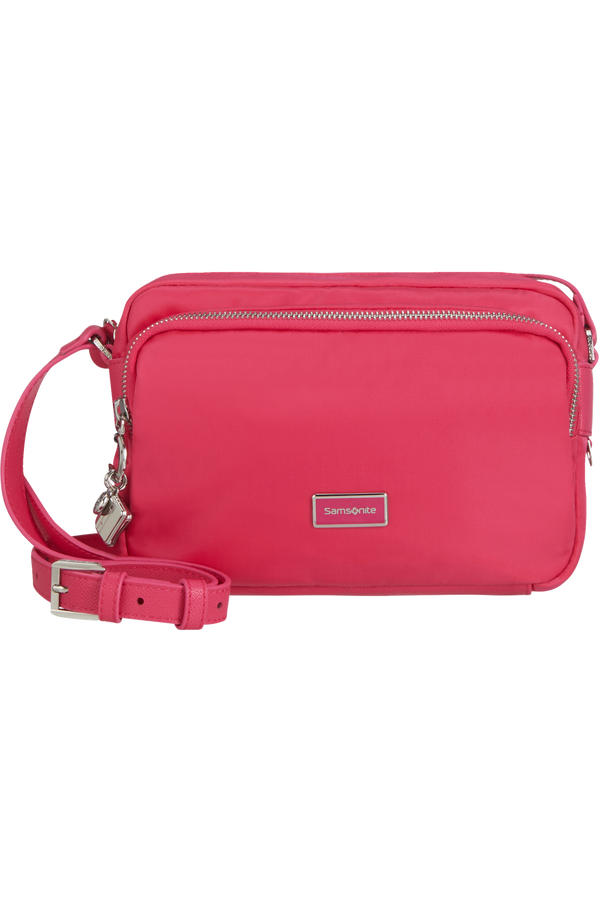 Samsonite Karissa 2.0 Pouch + Shoulder Bag M  Raspberry Pink