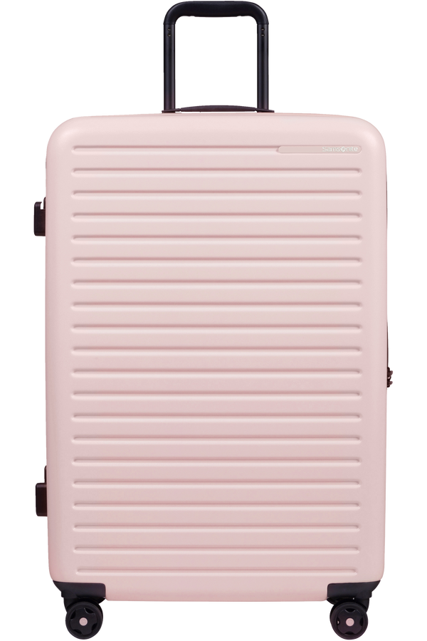 Samsonite Stackd Spinner 75cm  Rose