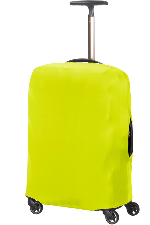 Samsonite Global Ta Lycra Luggage Cover S Lime green