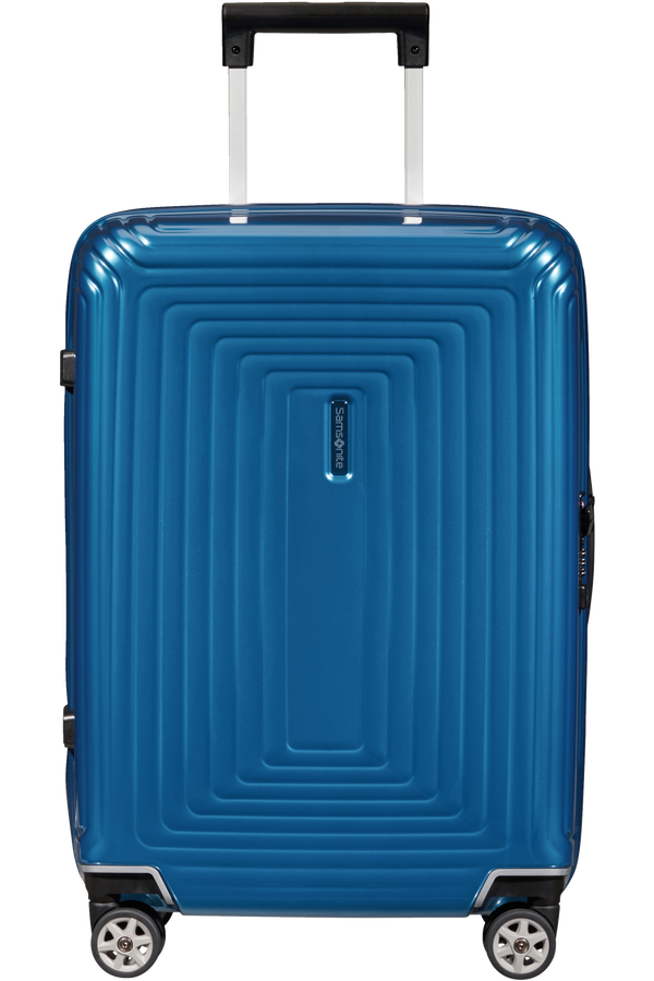 Samsonite Neopulse Spinner 55cm  Metallic Intense Blue
