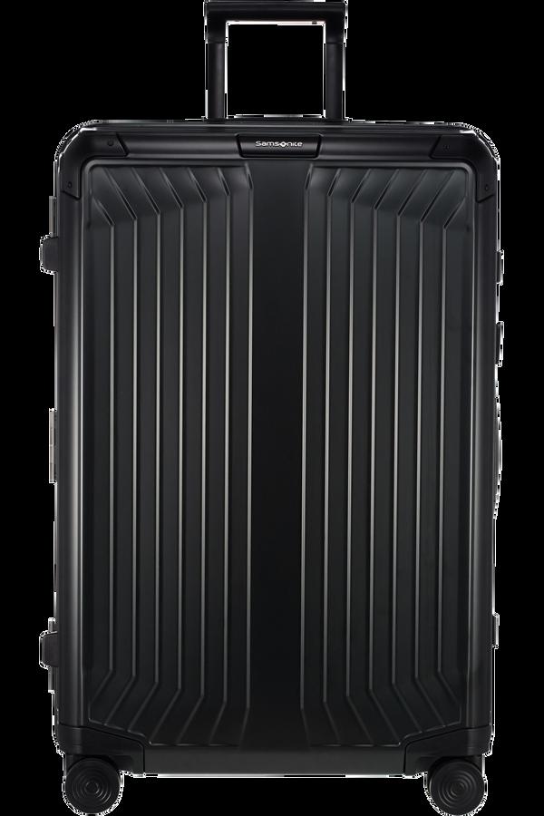Samsonite Lite-Box Alu Spinner 76cm  Negro