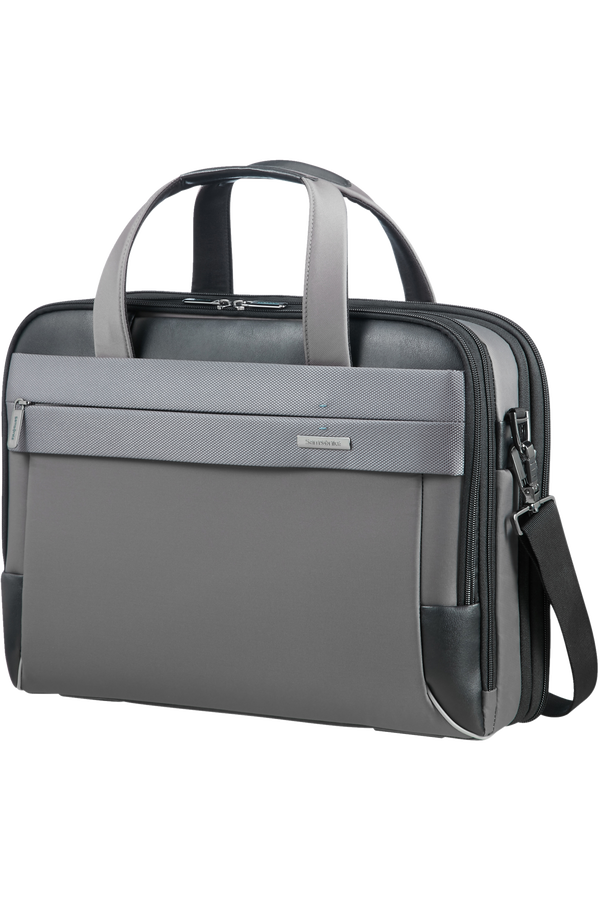 Samsonite Spectrolite 2.0 Bailhandle 15.6' Exp  Grey/Black