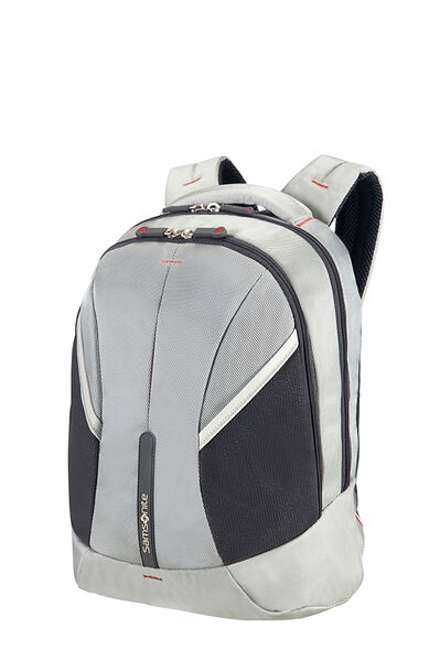 4Mation Mochila S Silver/Red