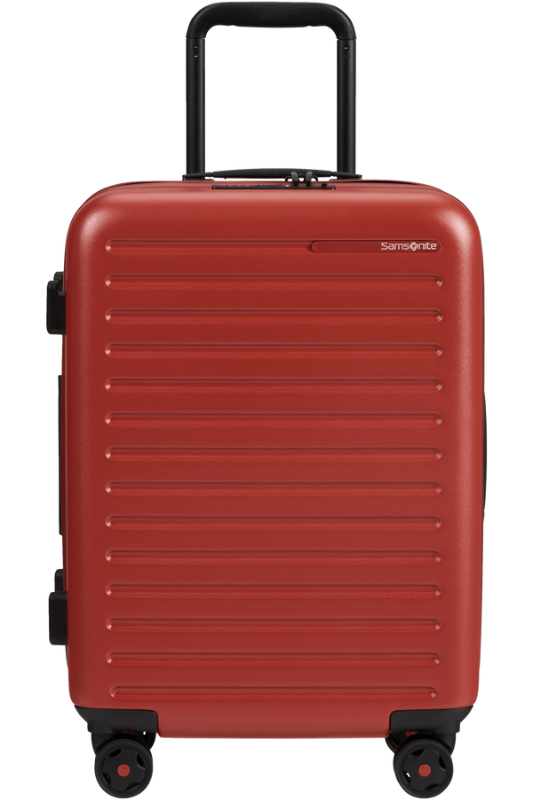 Samsonite Stackd Spinner Expandable 55cm  Rojo