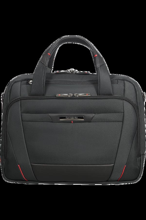 Samsonite Pro-Dlx 5 Laptop Bailhandle  35.8cm/14.1inch Negro