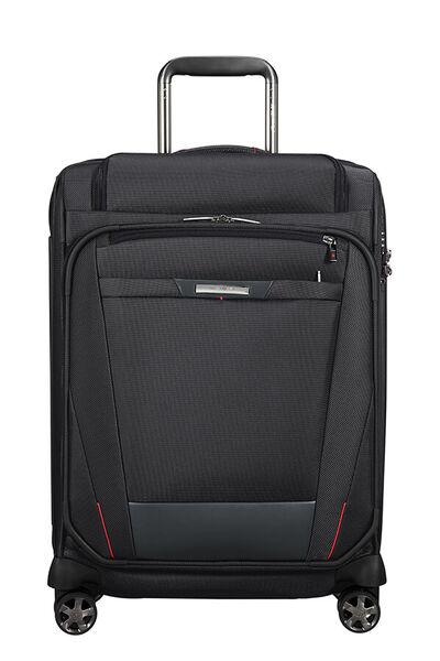 Pro-Dlx 5 Maleta Spinner con bolsillo superior (4 ruedas) 56cm