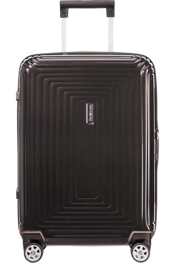 Samsonite Neopulse Spinner 55/23 cm  Negro Metalizado