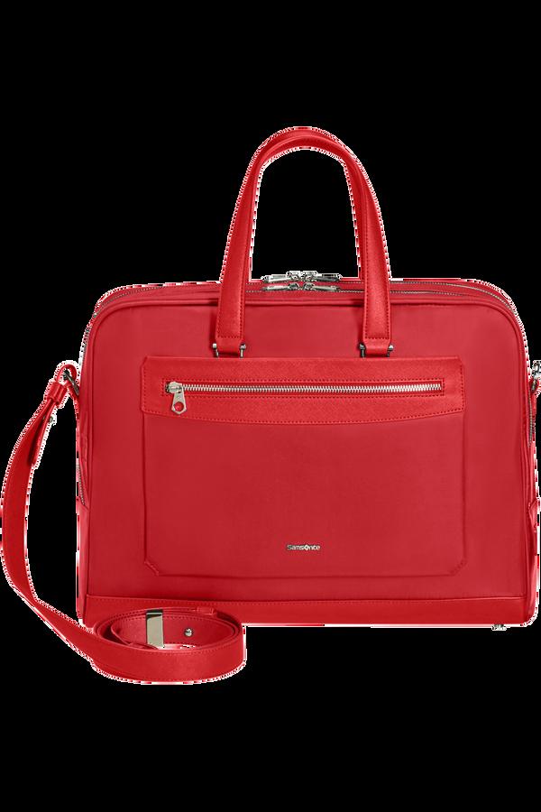 Samsonite Zalia 2.0 Bailhandle 2 Compartments 15.6'  Classic Red
