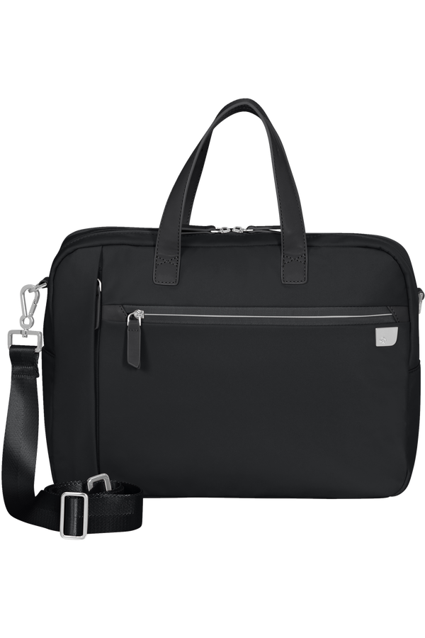Samsonite Eco Wave Bailhandle 2 Comp  15.6inch Negro