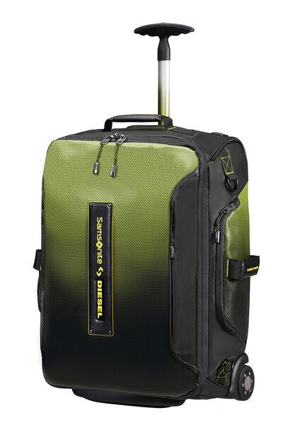 Paradiver X Diesel Bolsa de viaje / Mochila con ruedas 55cm