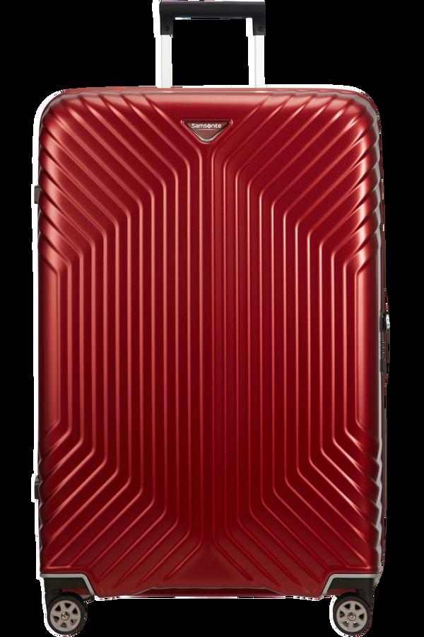 Samsonite Tunes Spinner 75cm  Matte Deep Red