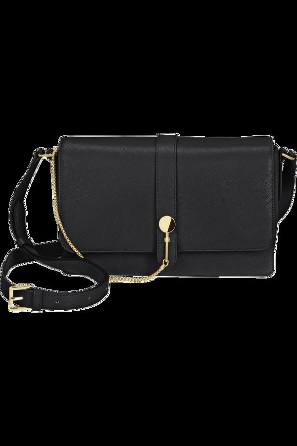 Samsonite My Samsonite Pro Shoulder Bag + Flap  Negro