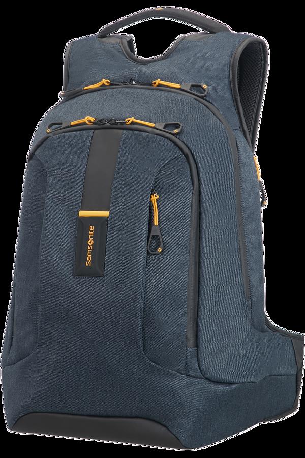 Samsonite Paradiver Light Mochila para portátil L Plus 39.6cm/15.6inch Jeans blue