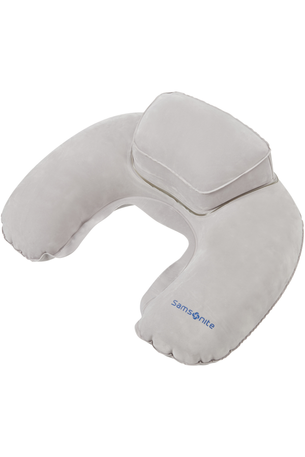 Samsonite Global Ta Double Comfort Pillow Grafito