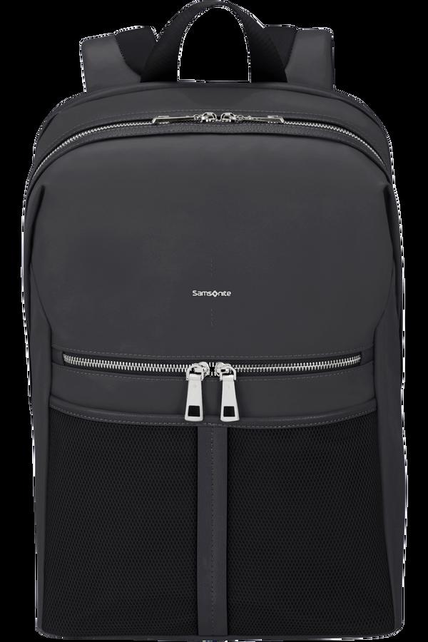 Samsonite Activ-Eight Zippered Backpack 15.6'  Negro