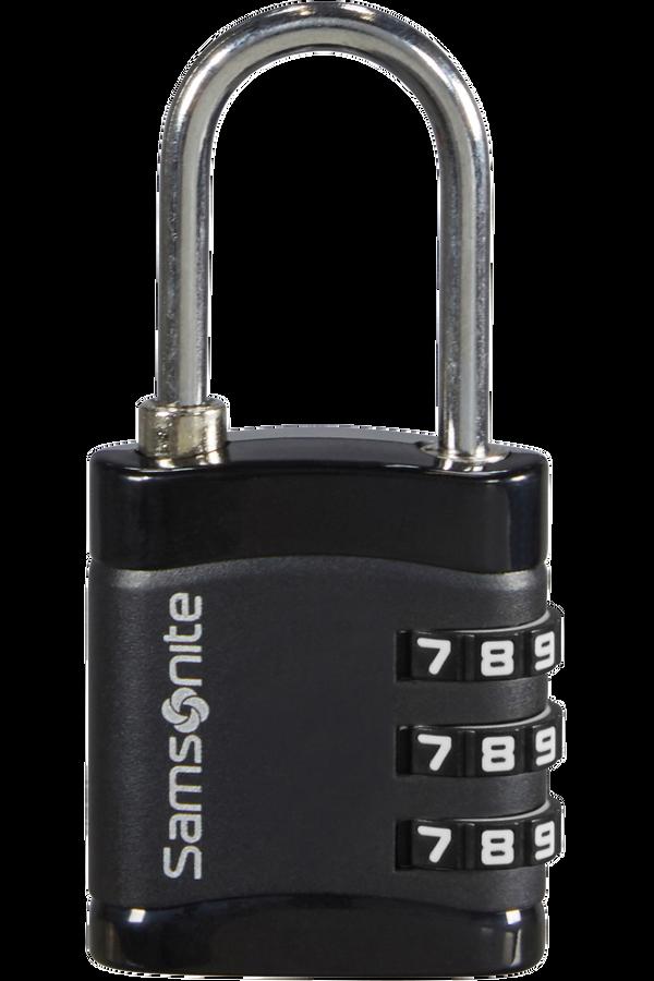 Samsonite Global Ta Combilock 3 dial light Negro