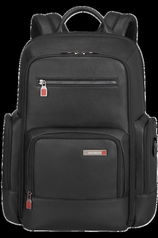 Samsonite Safton Lth Laptop Backpack  15.6inch Negro