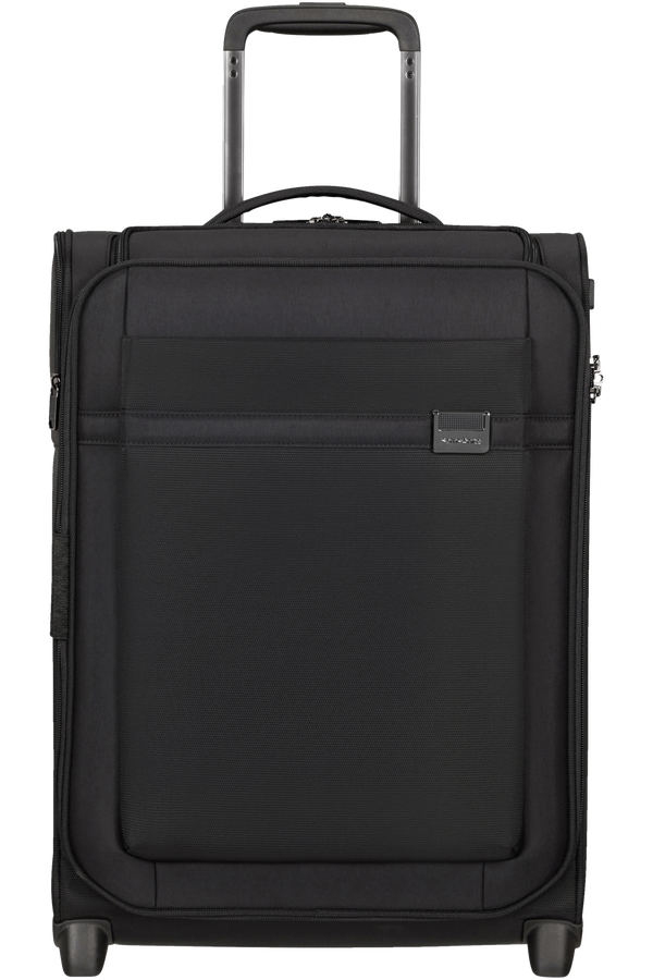 Samsonite Airea Upright Expandable Toppocket 55cm  Negro