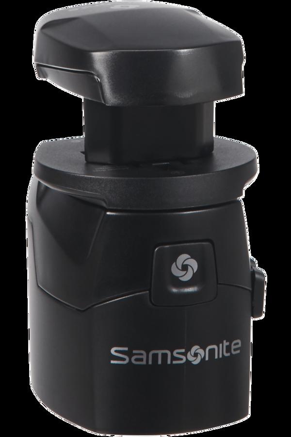 Samsonite Global Ta Worldwide Adapter + USB Negro