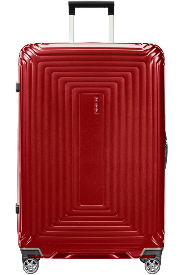 Samsonite Neopulse Spinner 69cm Rojo Metalizado