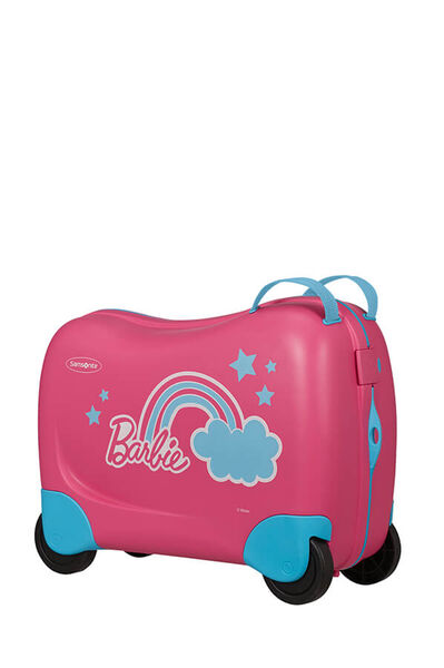 Dream Rider Barbie Maleta Spinner (4 ruedas)