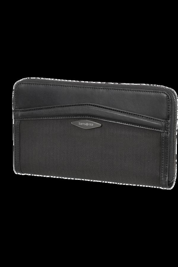 Samsonite Selar Travel Wallet  Negro