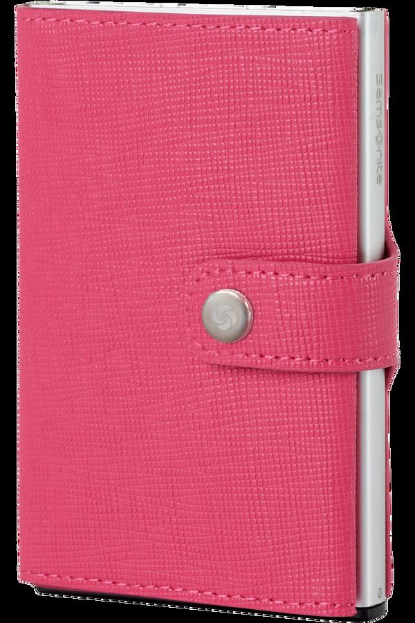 Samsonite Alu Fit 202 - Slide-up Wallet  Fuchsia