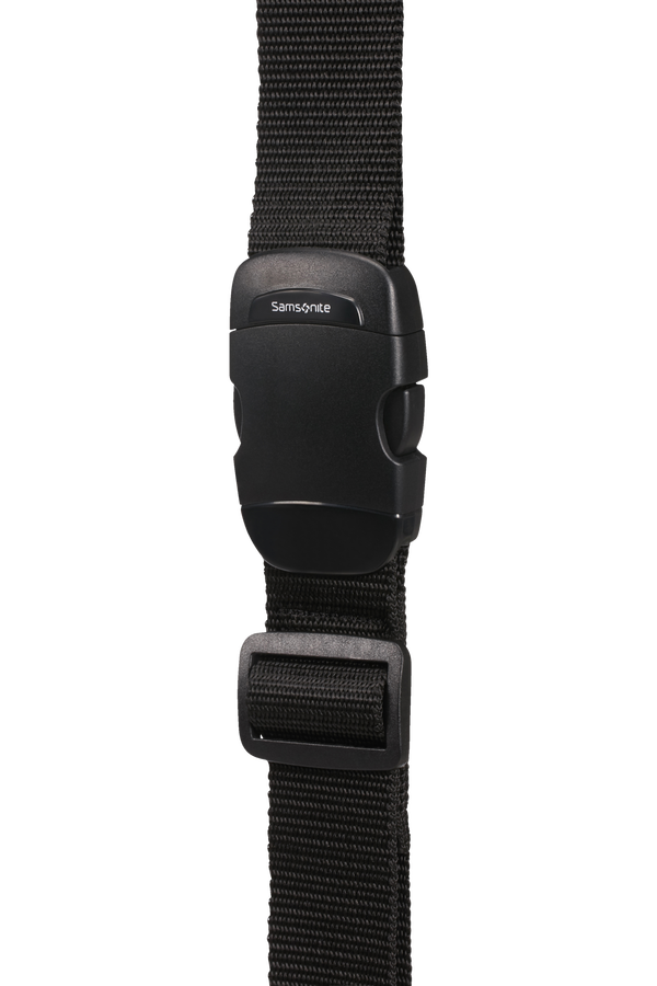 Samsonite Global Ta Luggage Strap 38mm Negro