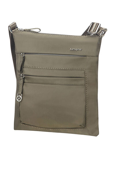 Move 2.0 Bolso Cross-over Silver green