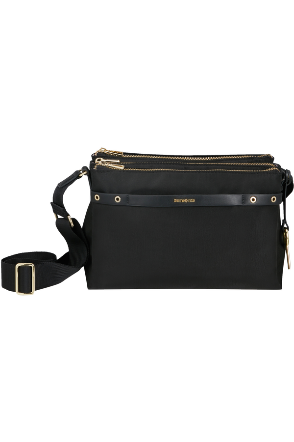 Samsonite Skyler Pro Travel Shoulder Bag  Negro