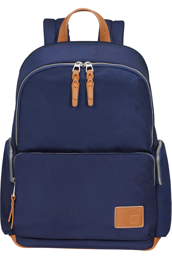 Samsonite Yourban Backpack 3 Pkt  Midnight Blue