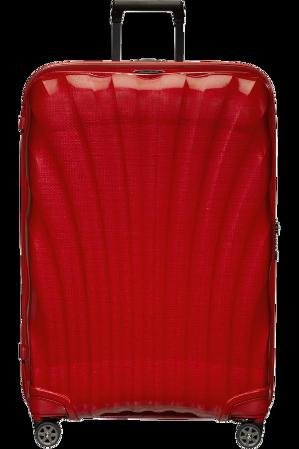 Samsonite C-Lite Spinner 81cm  Chili red