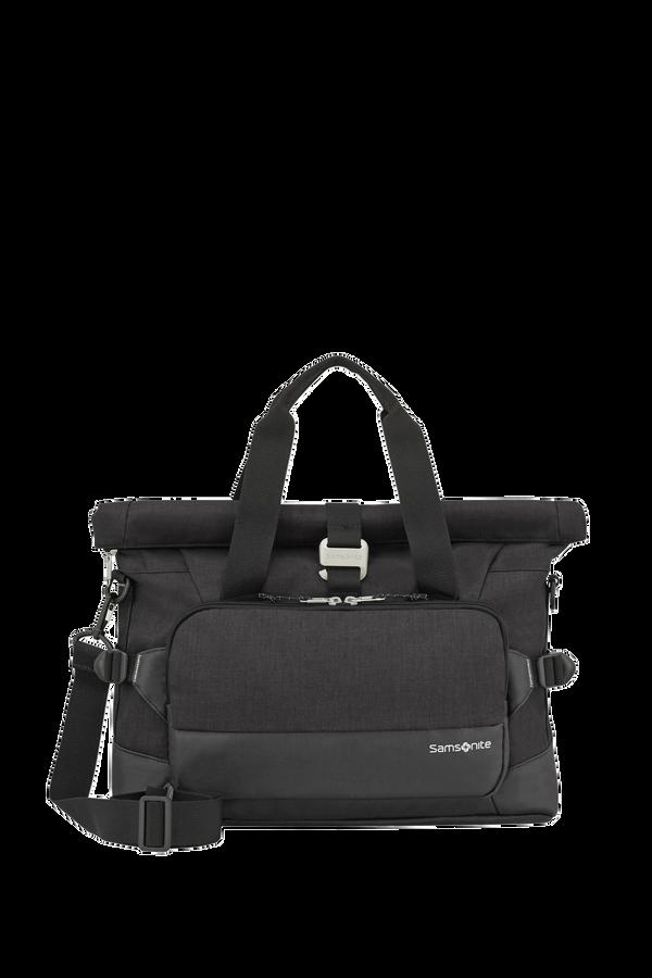 Samsonite Ziproll Laptop Shoulder Bag  Negro