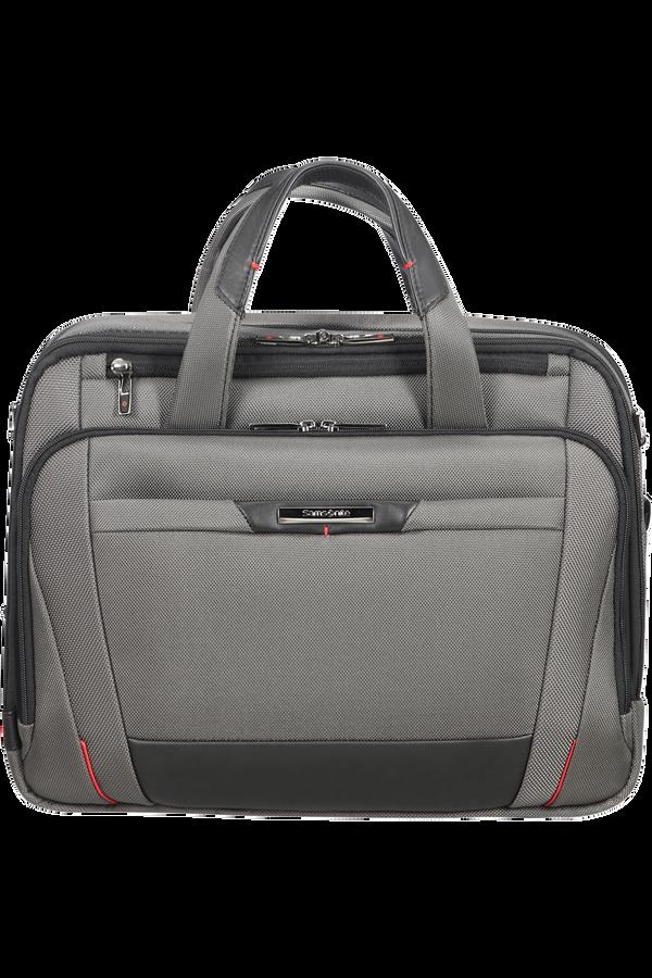 Samsonite Pro-Dlx 5 Laptop Bailhandle Expandable  39.6cm/15.6inch Magnetic Grey