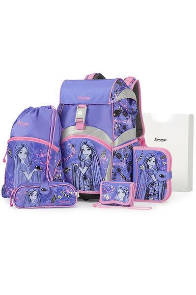 Ergonomic Backpack Mochila Rapunzel