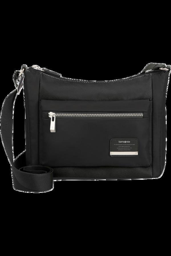 Samsonite Openroad Chic Shoulder Bag + 1 Pkt S  Negro