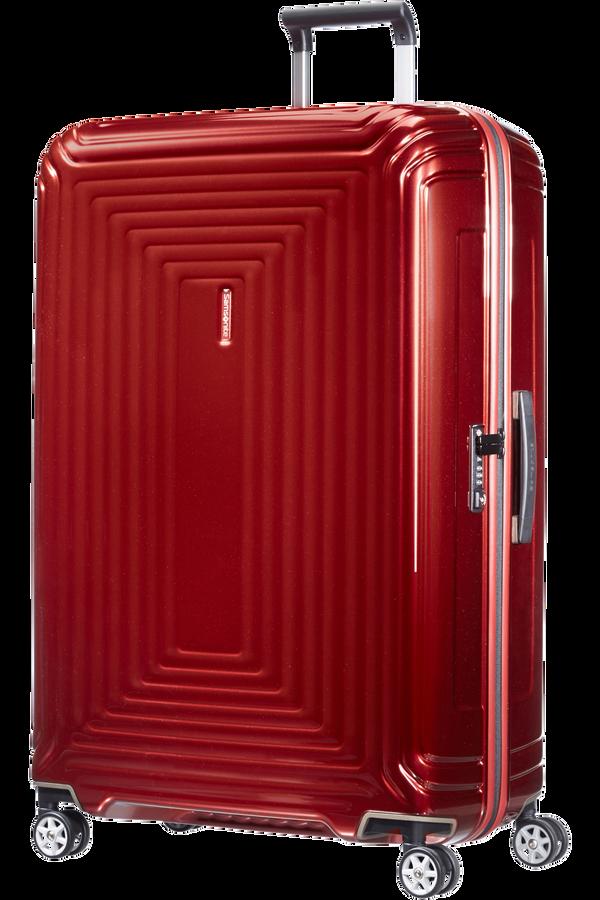 Samsonite Neopulse Spinner 81cm Rojo Metalizado