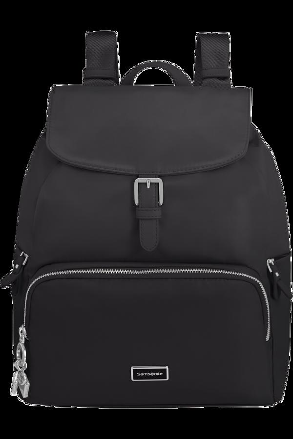 Samsonite Karissa 2.0 Backpack 3 Pockets 1 Buckle  Negro