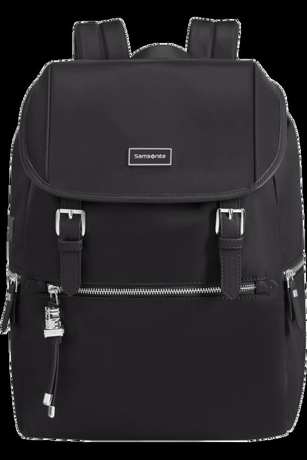 Samsonite Karissa Biz Backpack 14.1'+Flap W/Usb  Negro