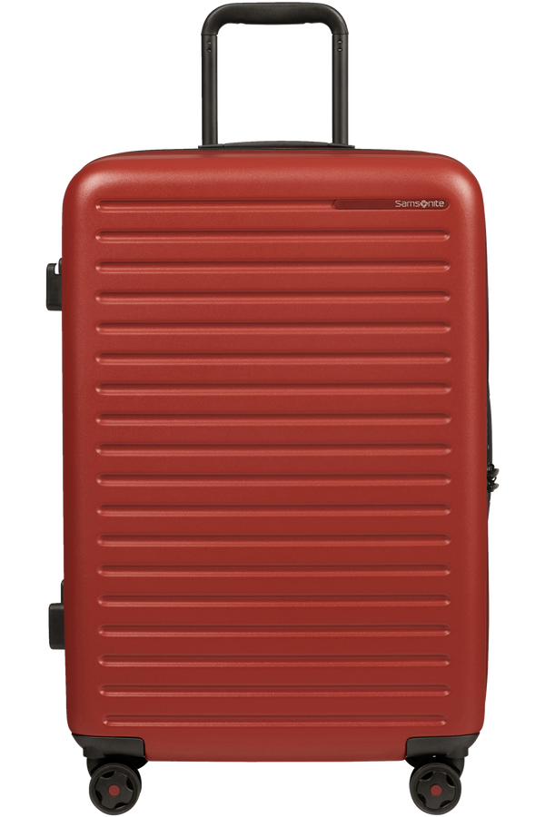 Samsonite Stackd Spinner 68cm  Rojo
