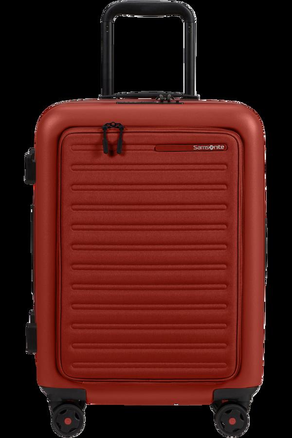 Samsonite Stackd Spinner Expandable Easy Access 55cm  Rojo